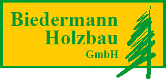 Logo Biedermann Holzbau GmbH